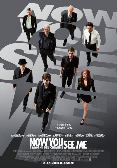 11 now you see me