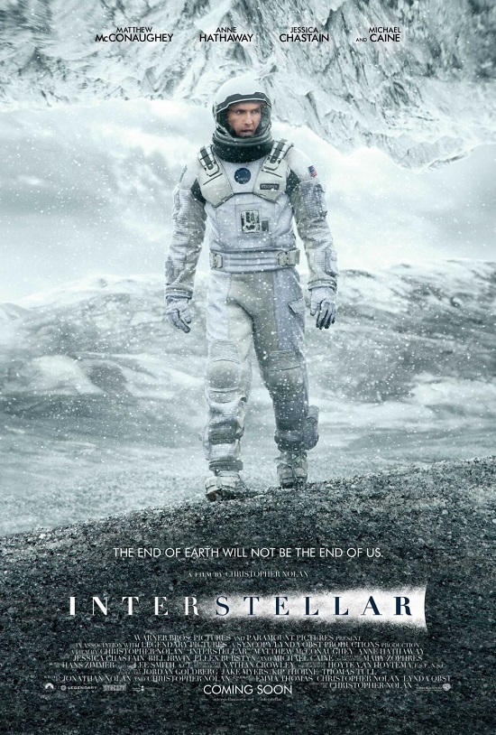 Interstellar-Locandina