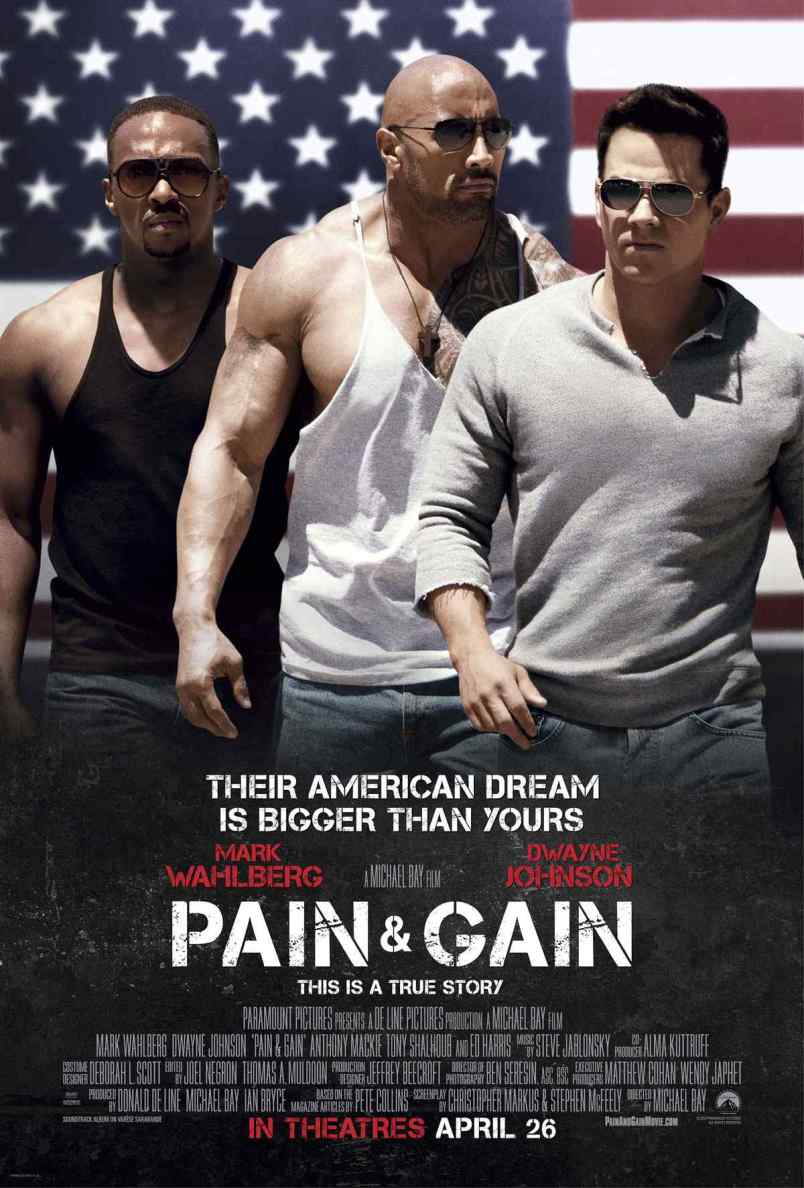 Pain-and-Gain poster