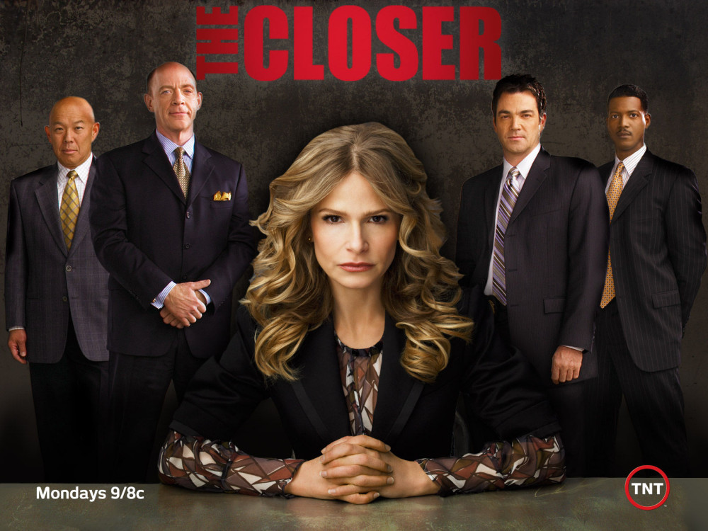 The Closer copertina
