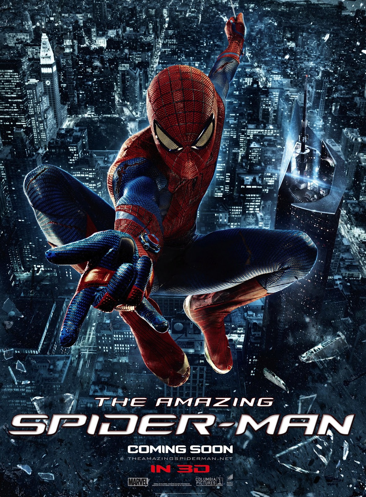 amazing-spider-man poster