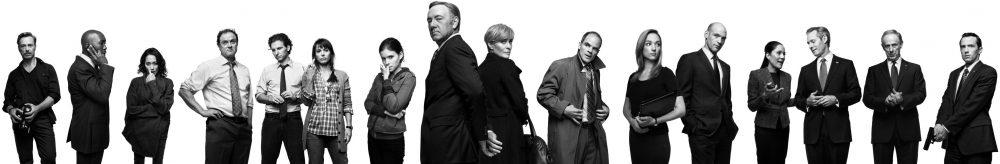 house of card cast
