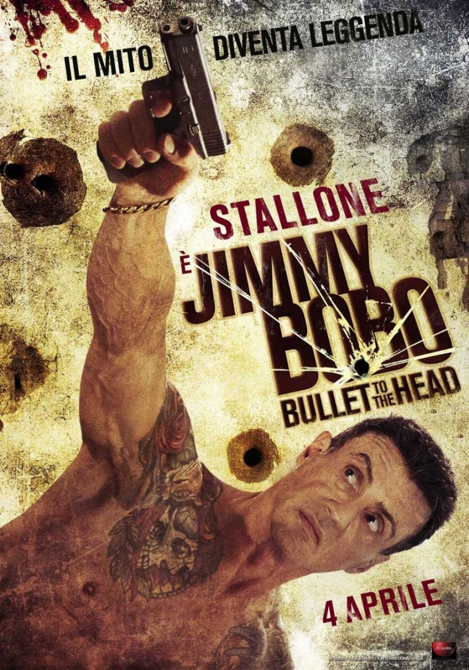 jimmy bobo poster