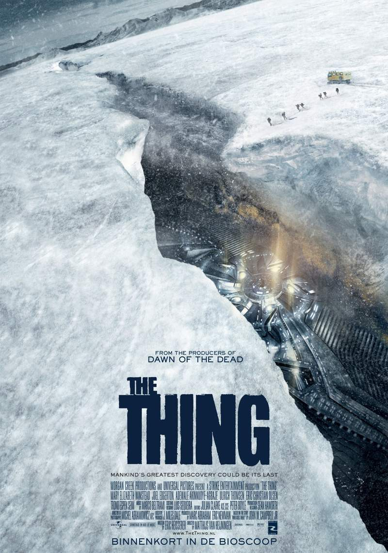the thing 3 poster