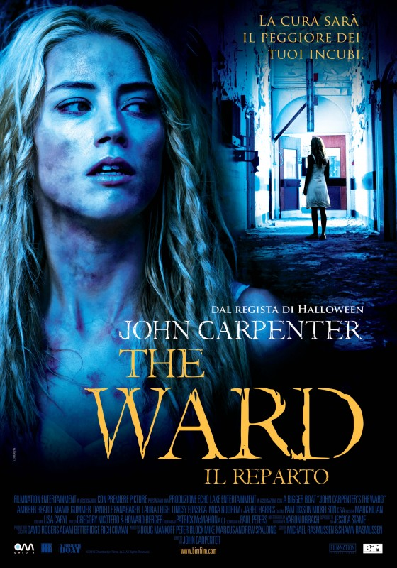 the ward poster